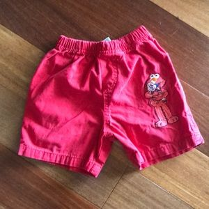 ELMO shorts
